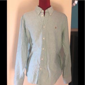Ralph Lauren Mens Dress Shirt